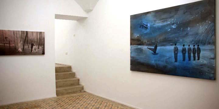 María Llanos gallery. 2011