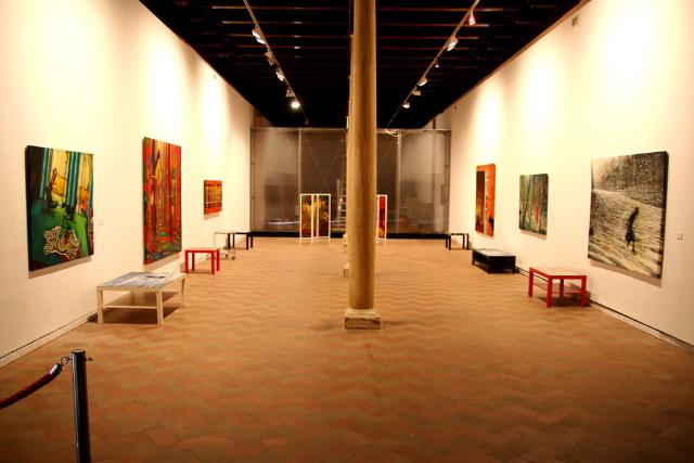 CAS Exhibition. Seville. 2008