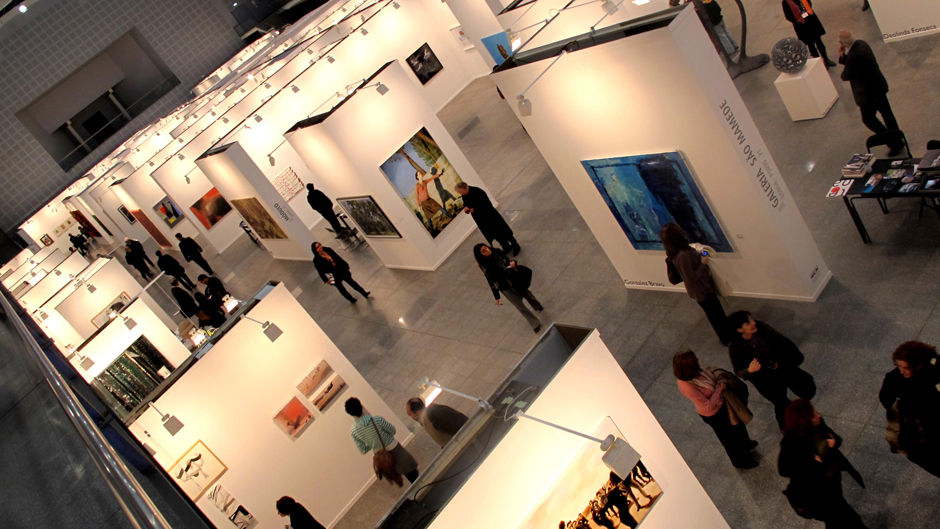 Arte Lisboa. November 2010