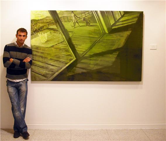 First Prize Grúas Lozano. 2009