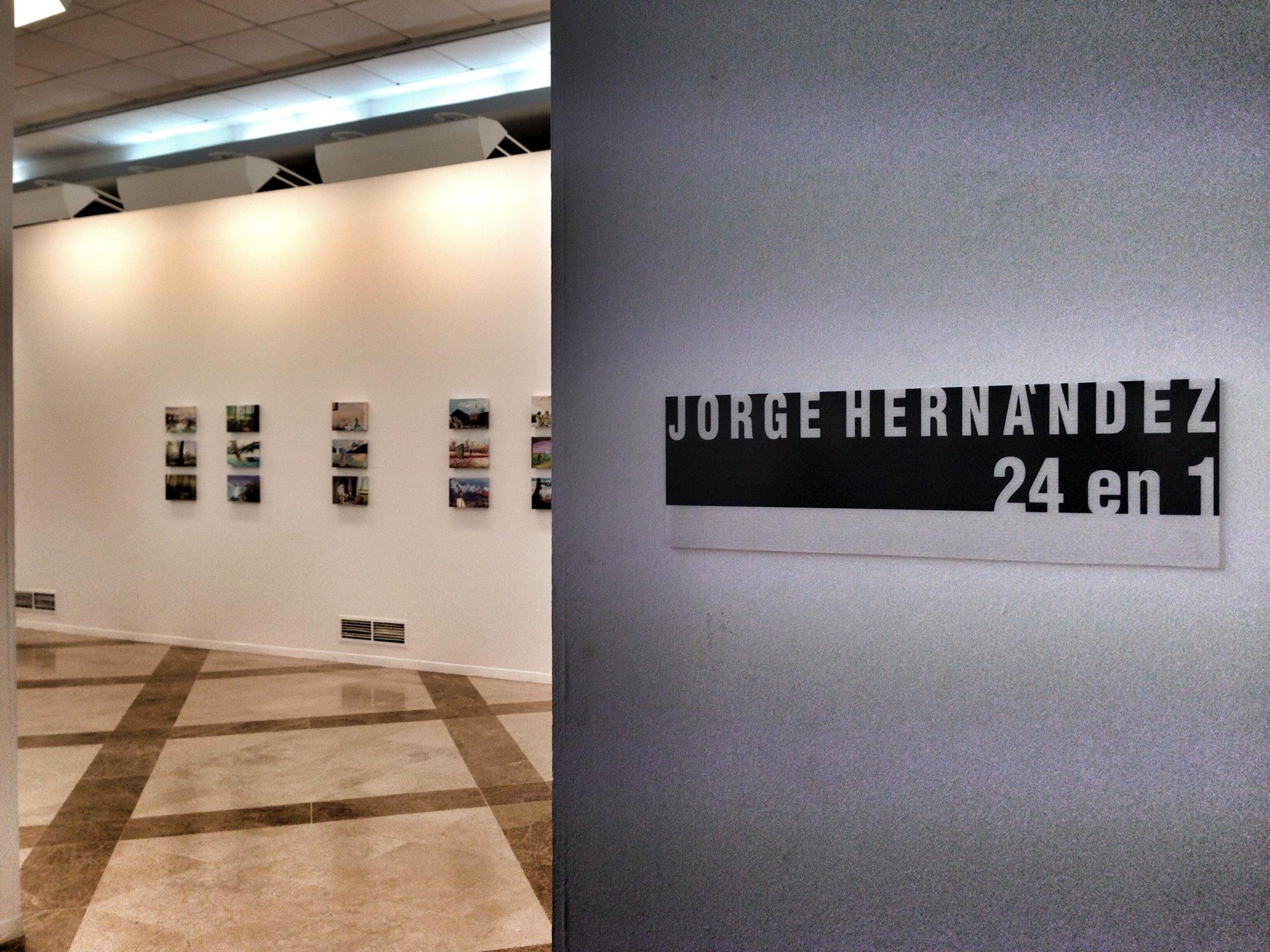 '24 en 1'. Festival de Cine Iberoamericano, Huelva 2013. Comisariada por Elena Caranca e Isabel Ignacio.