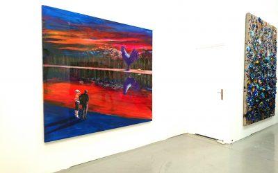 Art Marbella 2018. Pedro Peña Gallery